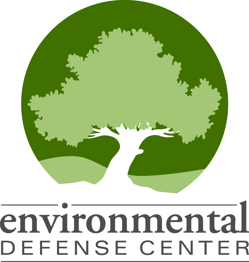 Image result for Environmental Defense Center Logo